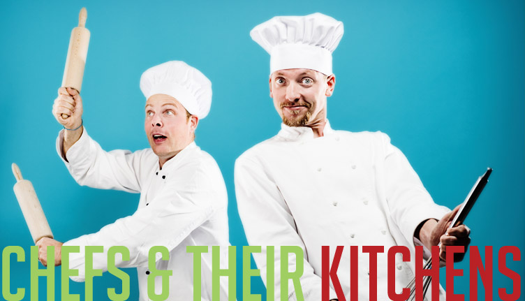 CHEFS & Their Kitchens workwear and clothing